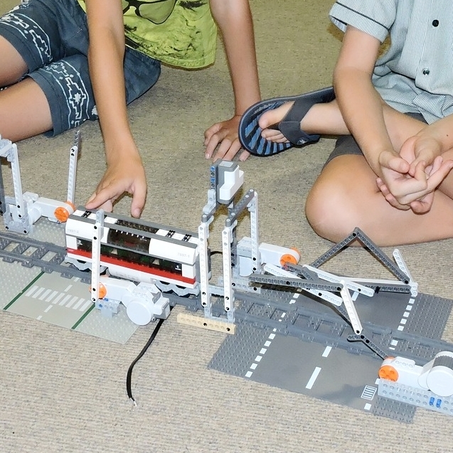 Lego City Train Class