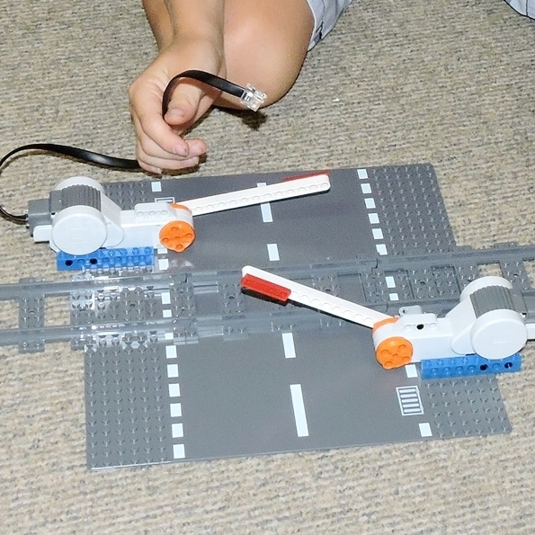 Lego Power Functions class