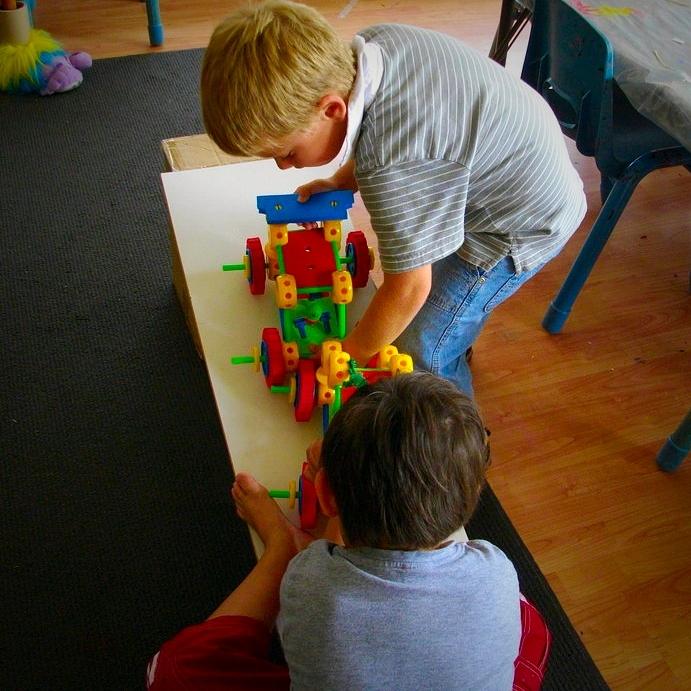 STEM preschool class