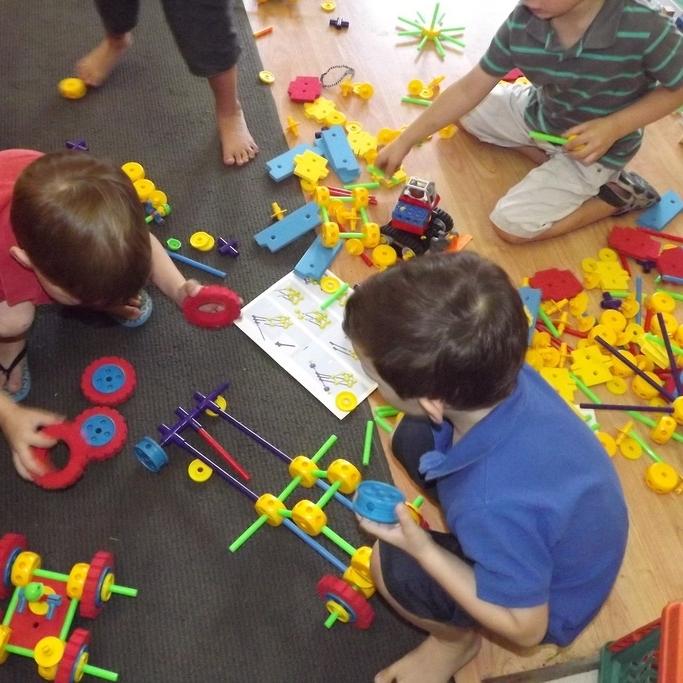 Superstructs Preschool Class