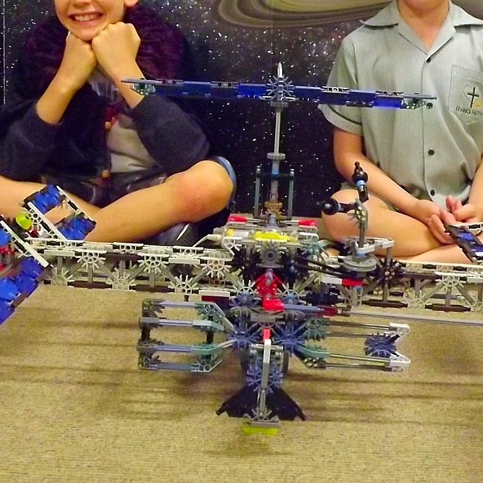 Knex Education Space
